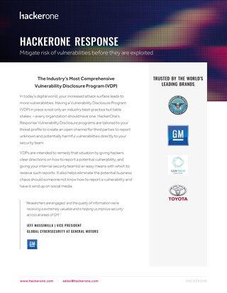 HackerOne Response