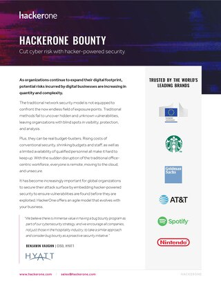 HackerOne Bounty Overview