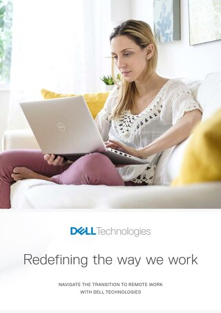 Navigate the Transition to Remote Work with Dell Technologies