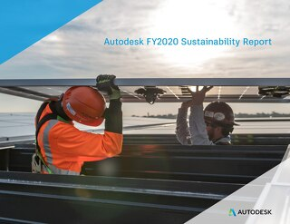 Autodesk FY2020 Sustainability Report