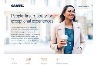Graebel Talent Mobility Service Portfolio en