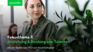 ROI-Fokusthema 7: Talentbindung