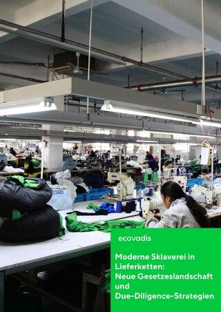 Moderne Sklaverei in Lieferketten: Neue Gesetzeslandschaft und Due-Diligence-Strategien