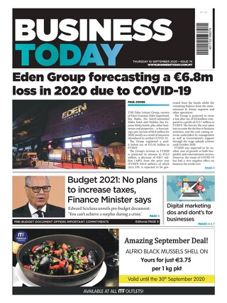 BUSINESSTODAY 10 September 2020