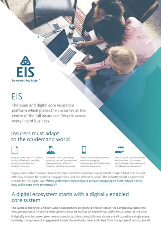 EIS Overview Brochure