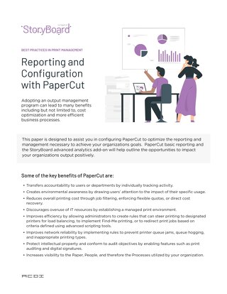Best Practices Reporting-Configuration