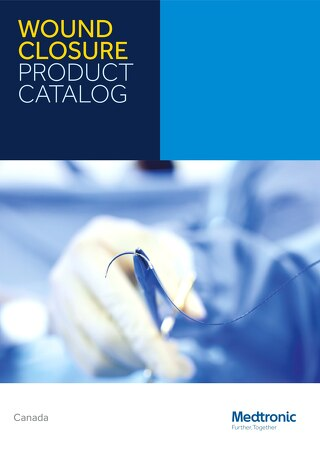 Wound Closure Product Catalogue