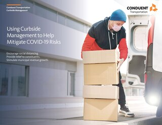 eBook: Using Curbside Management to Help Mitigate COVID-19 Risks
