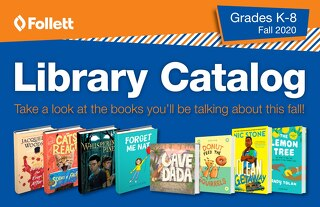 Library K-8 Fall 2020 Catalog