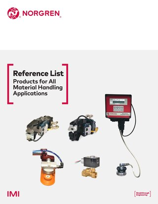 Product Refence List