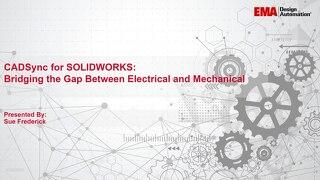 CADSync for SOLIDWORKS Slides