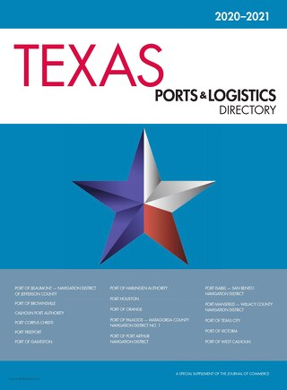 Texas Ports Directory September 2020