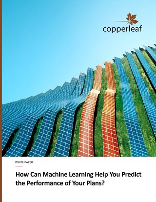 How Can Machine Learning Help You Predict the Performance of Your Plans?