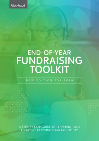 End-of-Year Fundraising Toolkit 2020