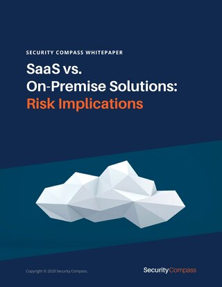 SaaS vs. On-Premise Solutions: Risk Implications