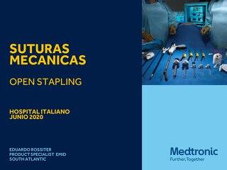 Presentación Open Stapling