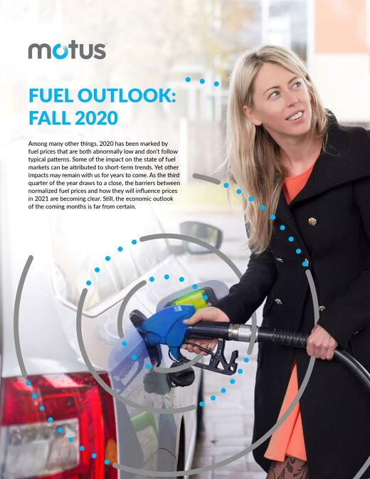 2020 Fall Fuel Outlook