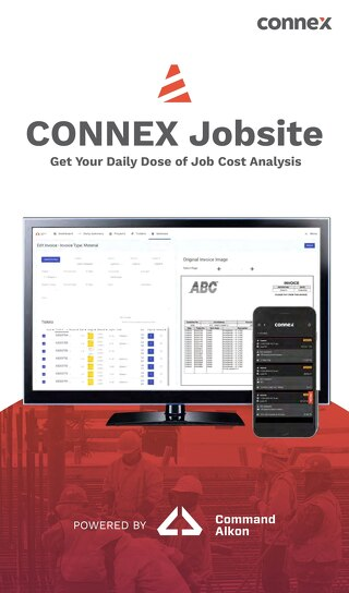 CONNEX Jobsite Brochure
