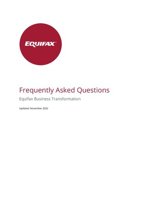Business Transformation FAQs
