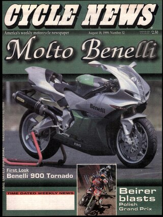 Cycle News 1999 08 18