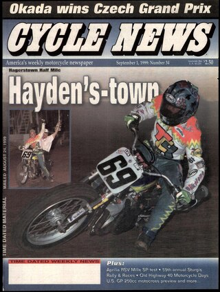 Cycle News 1999 09 01