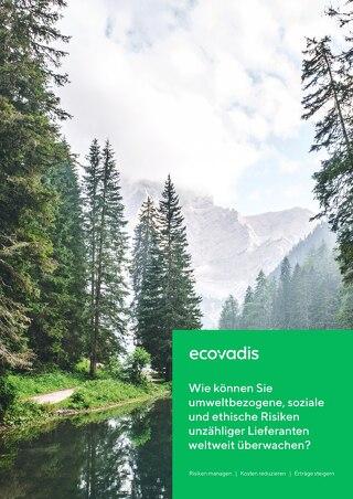 EcoVadis Unternehmensbroschüre