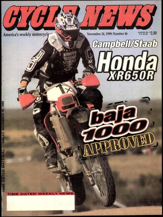 Cycle News 1999 11 24