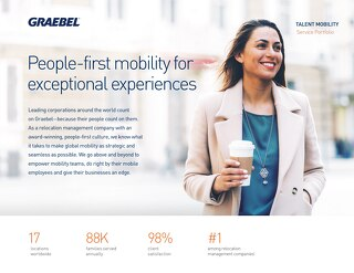 Graebel Talent Mobility Service Portfolio EN-US
