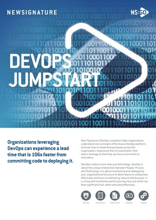 NS:GO DevOps Jumpstart 2020 Flyer