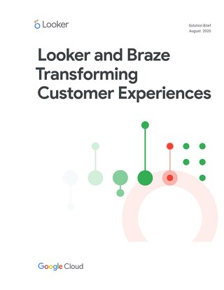 Looker and Braze Transforming Customer Experiences