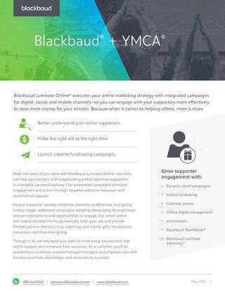 YMCA Luminate Online