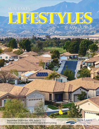 Sun Lakes Lifestyles Sept 2020