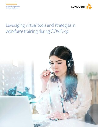 Leveraging Virtual Tools and Strategies in Workforce Training During COVID-19