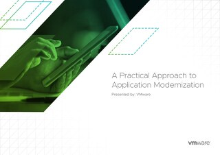 A Practical Approach to Application Modernization