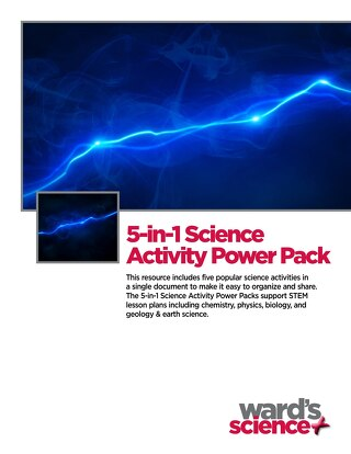 Ward's World+Activity Power Pack