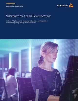 Strataware Medical Bill Review Software