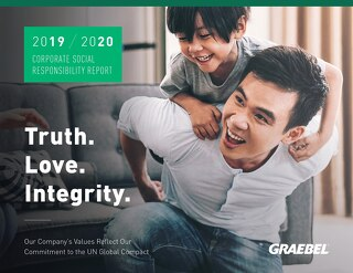Graebel Sustainability Report - 2019-2020
