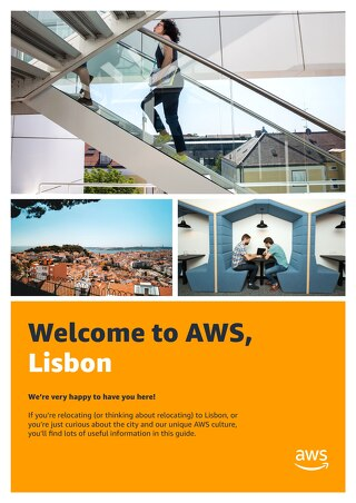 Welcome to AWS, Lisbon