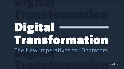 Espial Digital Transformation ebook