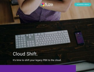 Fuze PBX to Cloud Story