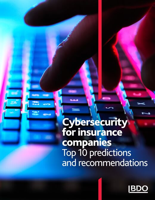 Financial Services Insurers Digital Age Cybersecurity Report
