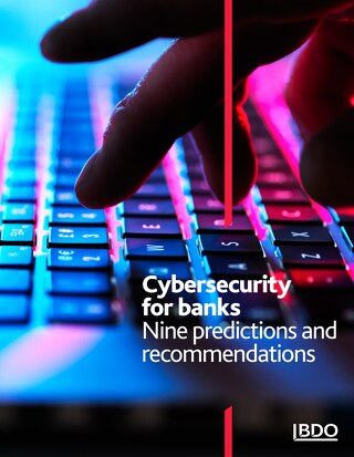 Financial Services Bank Digital Age Cybersecurity Report