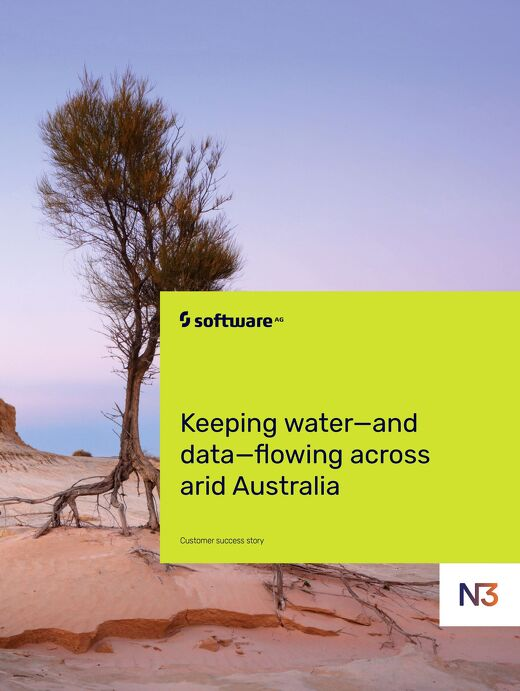 Quenching a thirst for IoT in Australia