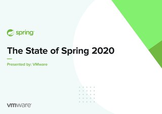 The State of Spring 2020