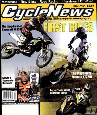 Cycle News 2005 10 12