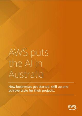 AWS puts the AI in Australia