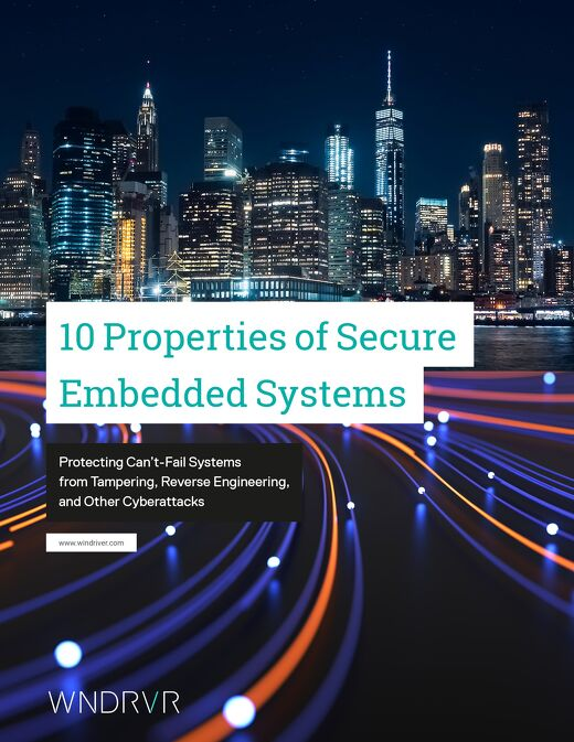 10 Properties of Secure Embedded Systems