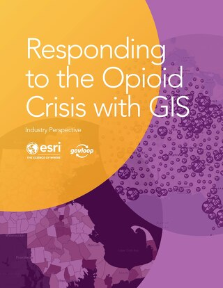 Responding to the Opioid Crisis with GIS