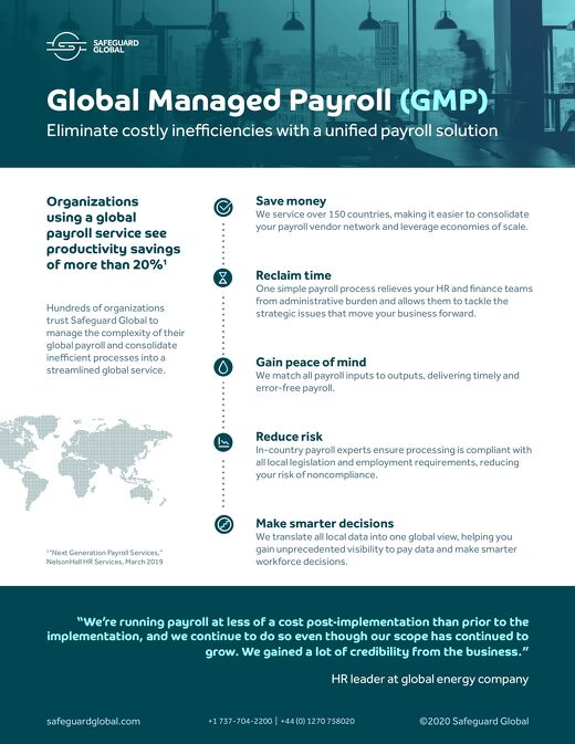 Global Managed Payroll (GMP)