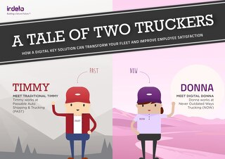 E-book: A Tale of Two Truckers